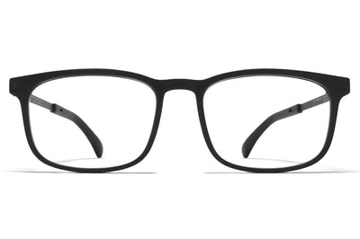 MYKITA - Elm Eyeglasses MH6 - Pitch Black/Black