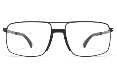 MYKITA - Moss Eyeglasses MH6 - Pitch Black/Black