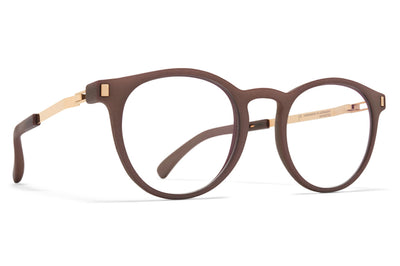 MYKITA Mylon - Bloom Eyeglasses MH17 - Taupe Grey/Champagne Gold