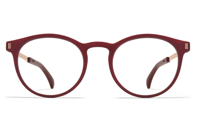MYKITA Mylon - Bloom Eyeglasses MH43 - New Aubergine/Purple Bronze