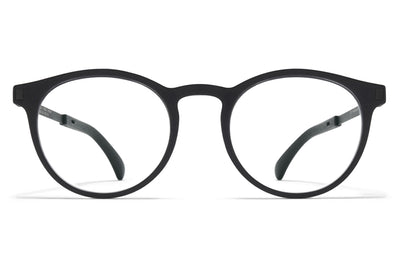 MYKITA Mylon - Bloom Eyeglasses MH6 - Pitch Black/Black