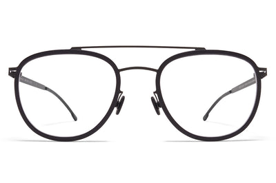 MYKITA Mylon - Hops Eyeglasses MH6 - Pitch Black/Black
