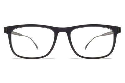 MYKITA MYLON - Huito Eyeglasses MH6 - Pitch Black/Black