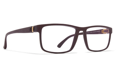 MYKITA Mylon - Jabba Eyeglasses MD22 - Ebony Brown