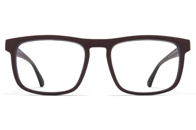 MYKITA - Kepler Eyeglasses MD22 - Ebony Brown