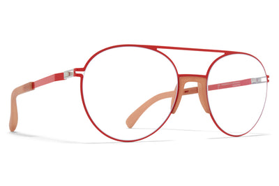 MYKITA - Lemon Eyeglasses MH46 - Nude/Coral Red
