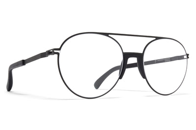 MYKITA - Lemon Eyeglasses MH6 - Pitch Black/Black