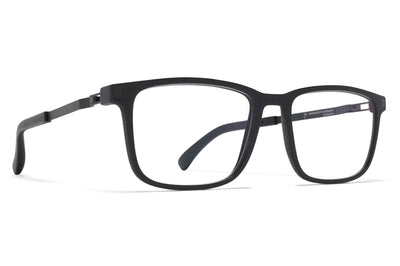 MYKITA - Mate Eyeglasses MH6 - Pitch Black/Black