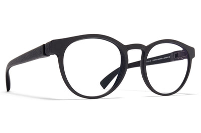 MYKITA Mylon - Nadir Eyeglasses MDL1 - Pitch Black/Coal Grey
