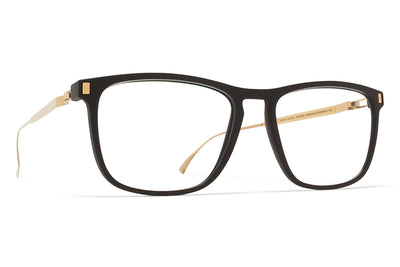 MYKITA Mylon - Pecan MH7 - Pitch Black/Glossy Gold