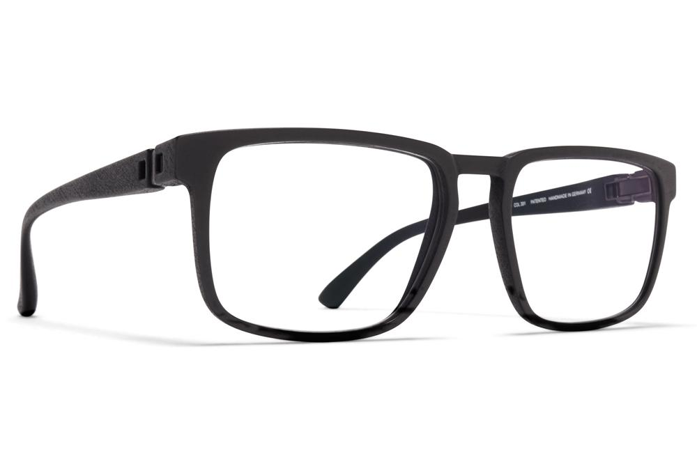 MYKITA Mylon - Rover Eyeglasses MDL1 - Pitch Black/Coal Grey