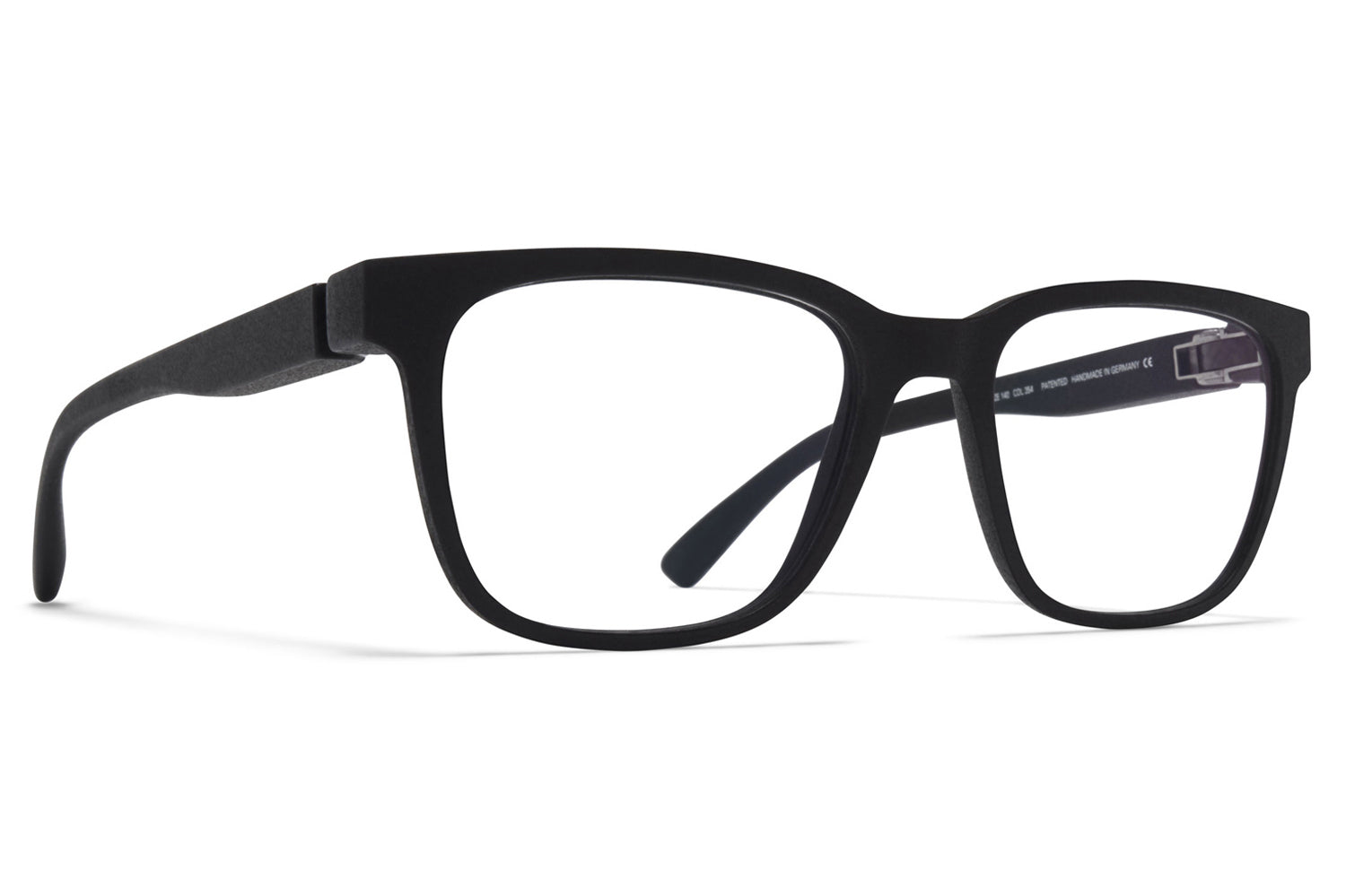 MYKITA Mylon - Solo Eyeglasses MD1 - Pitch Black