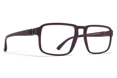 MYKITA - Voyager Eyeglasses MD22 - Ebony Brown