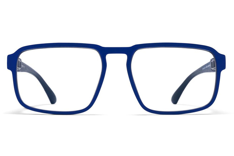 MYKITA Mylon - Voyager Eyeglasses MDL3 - Navy Blue/International Blue