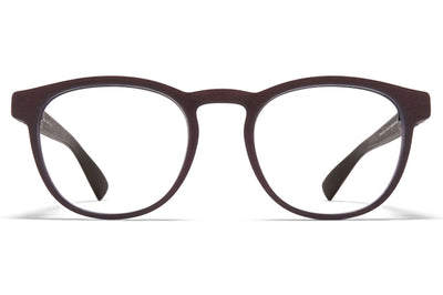 MYKITA Mylon - Zenith Eyeglasses MD22 - Ebony Brown