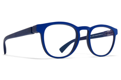 MYKITA Mylon - Zenith Eyeglasses MDL3 - Navy Blue/International Blue