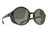 MYKITA Mylon Sunglasses - Jiro MD8 - Storm Grey with Gun Metal Flash Lenses