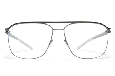 MYKITA - Adriano Eyeglasses Shiny Graphite/Nearly Black