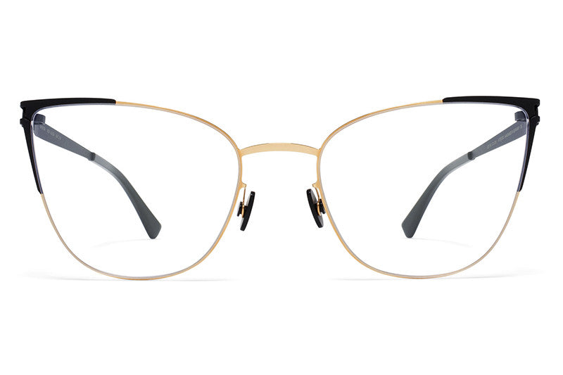 MYKITA Eyewear - Alicia Gold/Black
