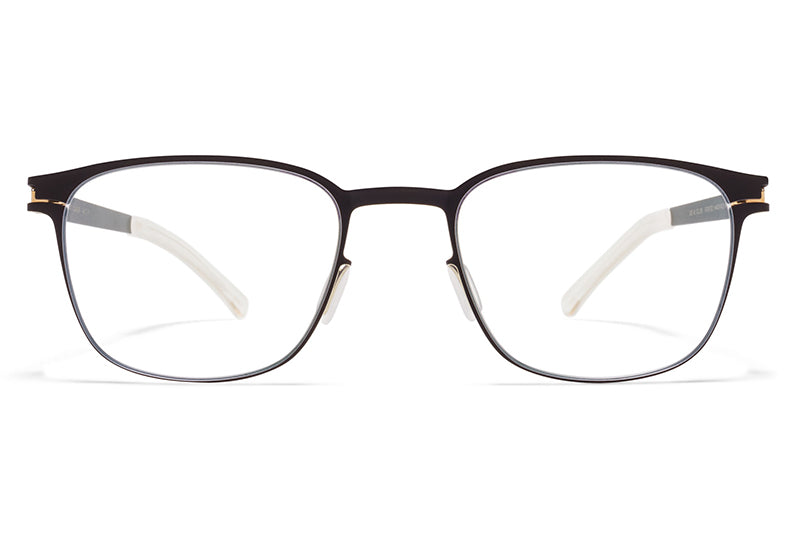 MYKITA - Claude Eyeglasses Black/Gold Edges