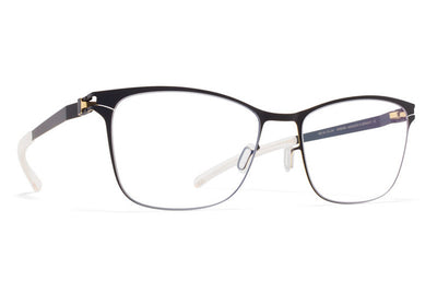 MYKITA Eyewear - Demi Black/Gold Edges