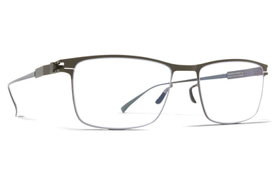 MYKITA - Francesco Eyeglasses Shiny Graphite/Camou Green