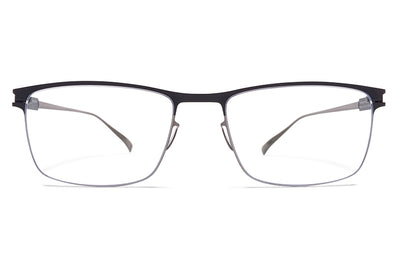 MYKITA - Francesco Eyeglasses Shiny Graphite/Nearly Black