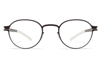 MYKITA - Heiko Eyeglasses Black/Gold Edges