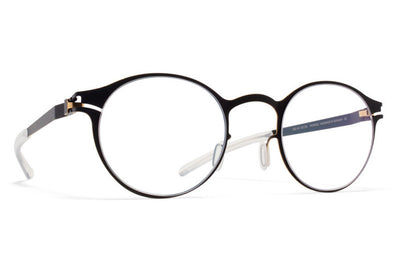 MYKITA Eyewear - Isaac Black/Gold Edges