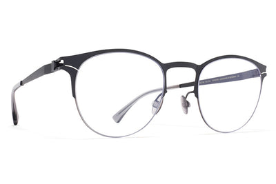 MYKITA Eyewear - Jude Shiny Graphite/Nearly Black
