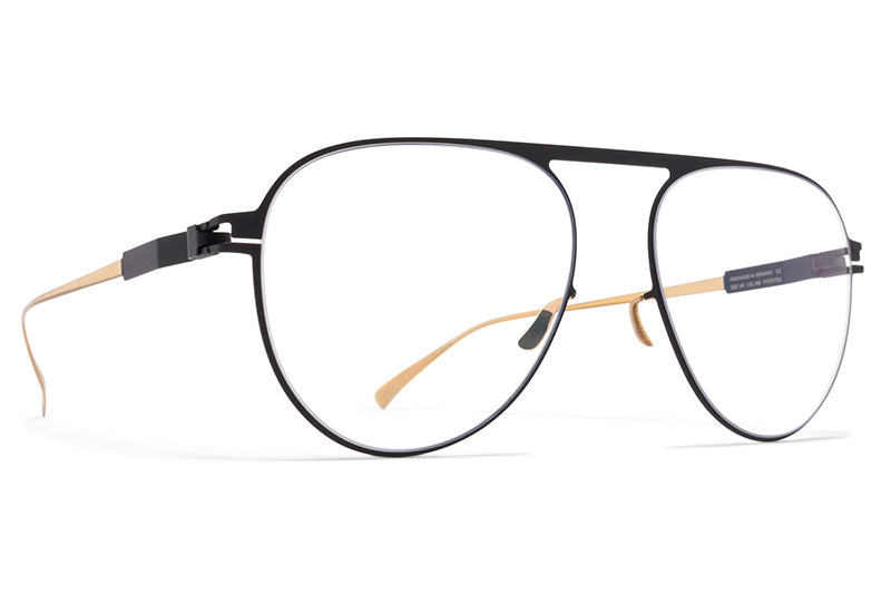 MYKITA Eyewear - Kent Gold/Black
