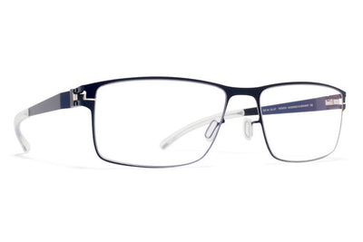 MYKITA Eyewear - Martin Night Sky/Silver Edge
