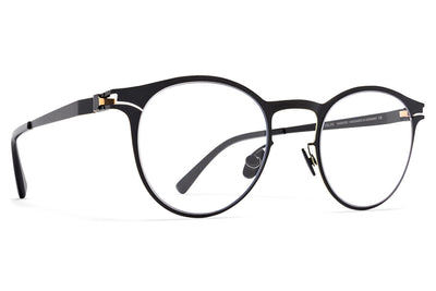 MYKITA Eyewear - Maximilian Black/Gold Edges