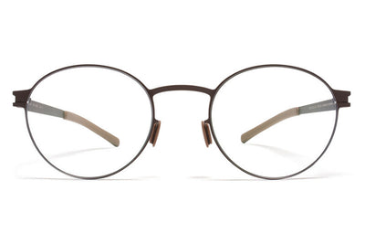 MYKITA Eyewear - Peach Dark Brown