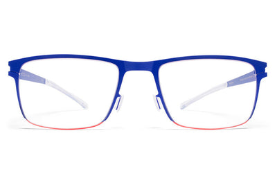 MYKITA Eyewear - Rob International Blue/Fluo Orange