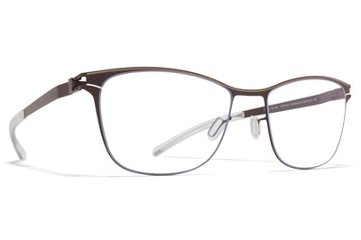 MYKITA - Romina Eyeglasses Dark Brown/Dark Sand