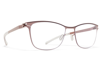 MYKITA - Romina Eyeglasses Purple Bronze/Pink Clay