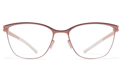 MYKITA - Vanessa Eyeglasses Purple Bronze/Plum