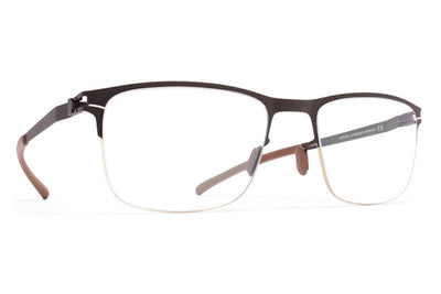 MYKITA Eyewear - Vincent Gold/Dark Brown