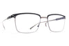 MYKITA Eyewear - Wilko in Shiny Graphite/Nearly Black