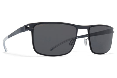 MYKITA - Donovan Sunglasses Storm Grey/Black with Polarized Pro Hi-Con Grey Lenses