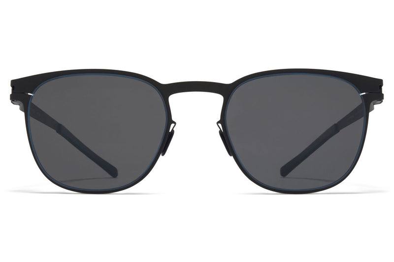 MYKITA - Easton Sunglasses Black with Polarized Pro Hi-Con Grey Lenses