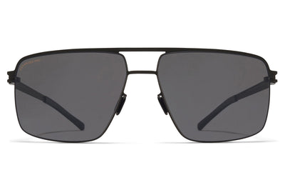 MYKITA - Joshua Sunglasses Black with Polarized Pro Hi-Con Grey Lenses