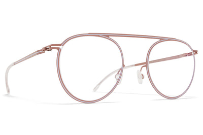 MYKITA - Studio 6.5 Eyeglasses Purple Bronze/Pastel Grey