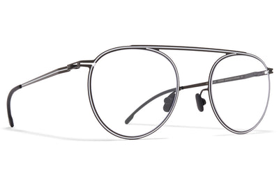 MYKITA STUDIO - Studio 6.5 Eyeglasses Shiny Black/White