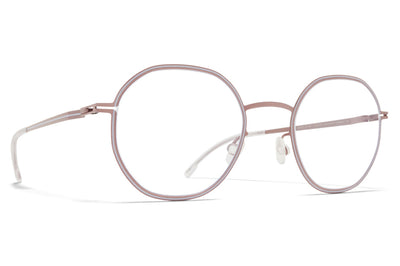 MYKITA - Studio 6.6 Eyeglasses Purple Bronze/Pastel Grey