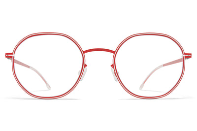 MYKITA - Studio 6.6 Eyeglasses Rusty Red/Aurore
