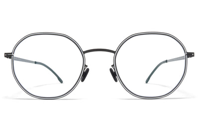 MYKITA - Studio 6.6 Eyeglasses Shiny Black/White