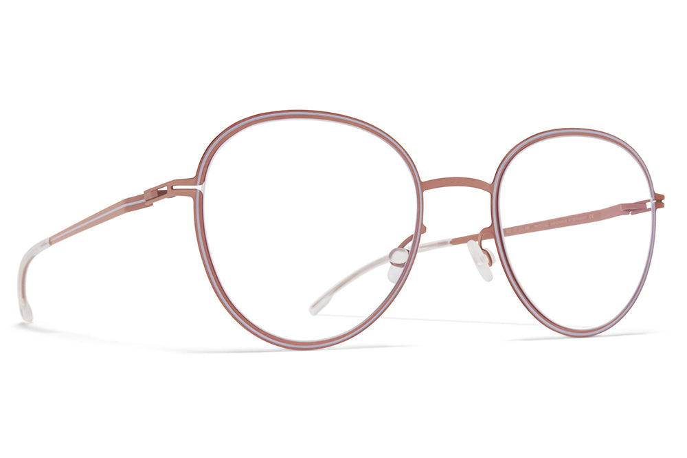 MYKITA - Studio 6.7 Eyeglasses Purple Bronze/Pastel Grey