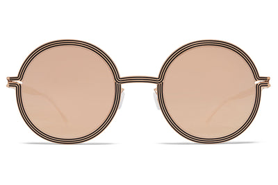 MYKITA STUDIO - Studio 6.3 Champagne Gold/Black with Champagne Gold Lenses